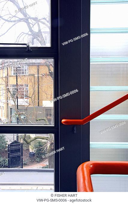 MARYLEBONE HIGH STREET, SECONDARY SCHOOL, Architect LONDON