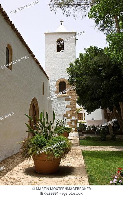 Church Nuestra Senora de Regla in Pajara Fuerteventura, Canary Islands, Spain