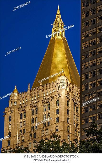NY Life Insurance Building NYC