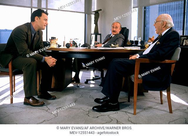 Tom Hanks, Dabney Coleman, John Randolph Characters: Joe Fox, Nelson Fox, Schuyler Fox Film: You'Ve Got Mail (USA 1998) Director: Nora Ephron 18 December 1998
