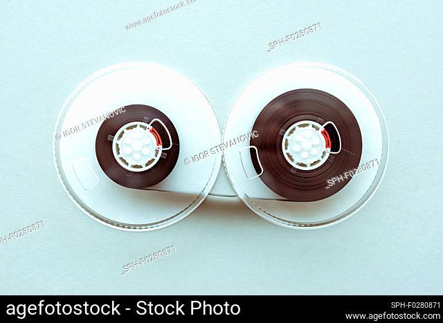 Video cassette parts