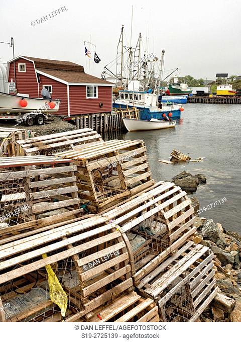 Twillingate Newfoundland Area Harbour