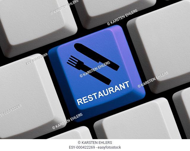 Restaurants online suchen