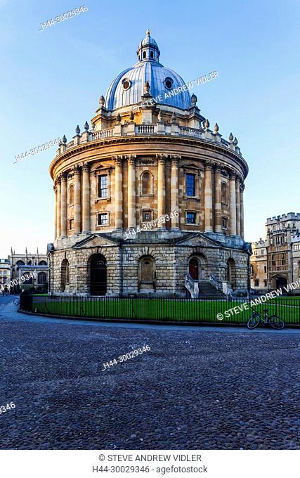 England, Oxfordshire, Oxford, Oxford University, Bodleian Liibrary, Radcliiffe Camera