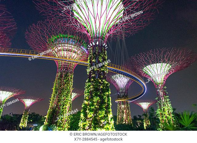 Singapore's Gardens by the Bay
