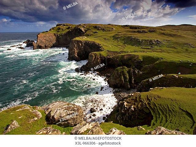 Lewis Island  Scotland  United Kingdom