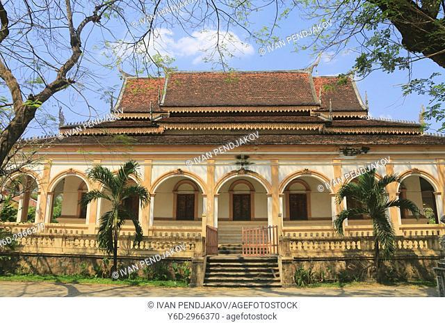 Wat Damnak, Siem Reap, Cambodia
