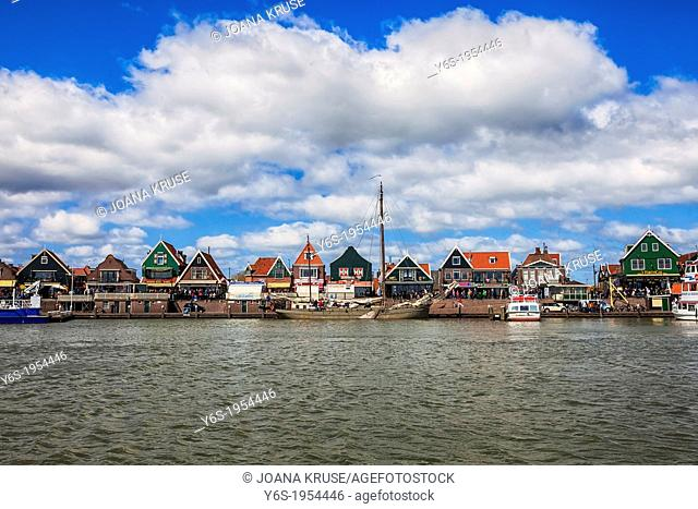 Volendam, Edam-Volendam, North Holland, Netherlands