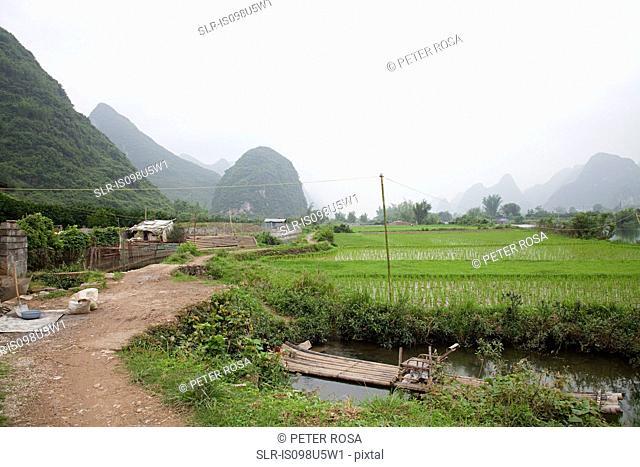 China, guangxi province, yangshuo