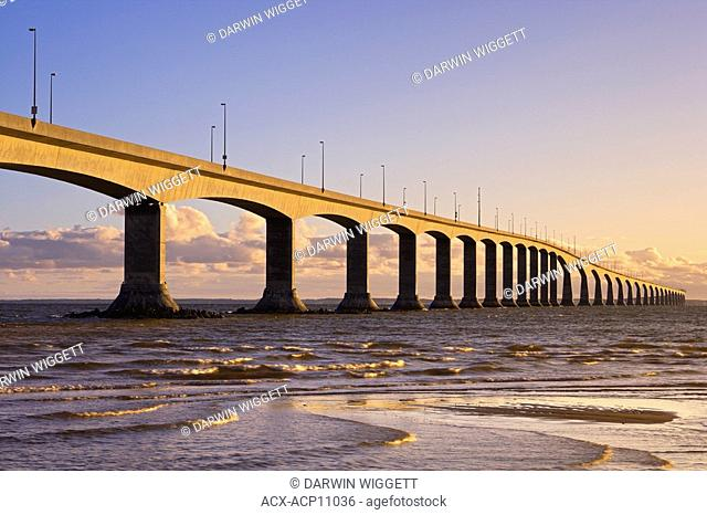 Confederation Bridge - Cape Jourimain New Brunswick, Canada