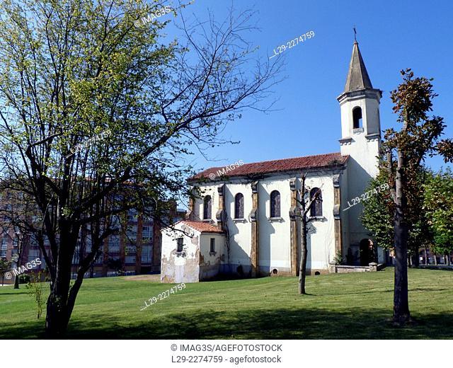 Capilla de la Cadellada, Oviedo, España