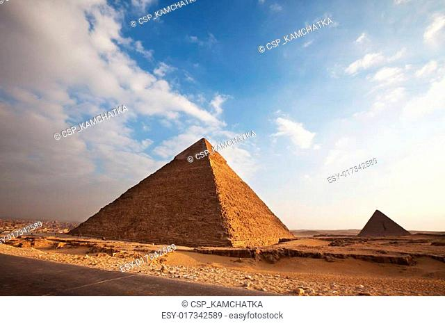 Pyramid in Giza