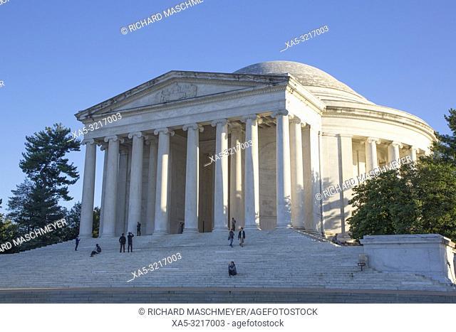 Thomas Jefferson Memorial, Washington D.C., USA