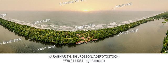 Evergreen Hotel, Tortuguero National Park, Costa Rica