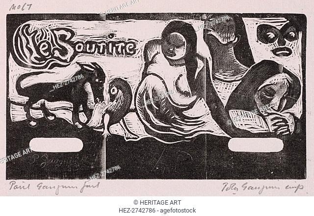 Tahitian and Noa Noa Series. Creator: Paul Gauguin (French, 1848-1903)