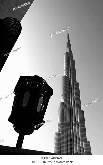 The Lantern of Burj Khalifa
