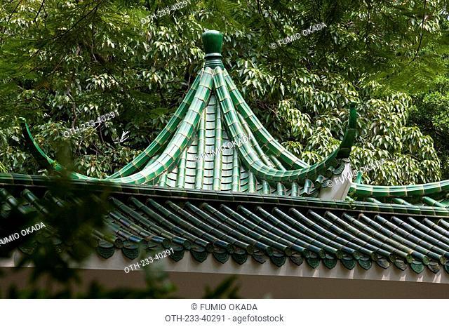 Gateway of Hollywood Road Park, Central, Hong Kong
