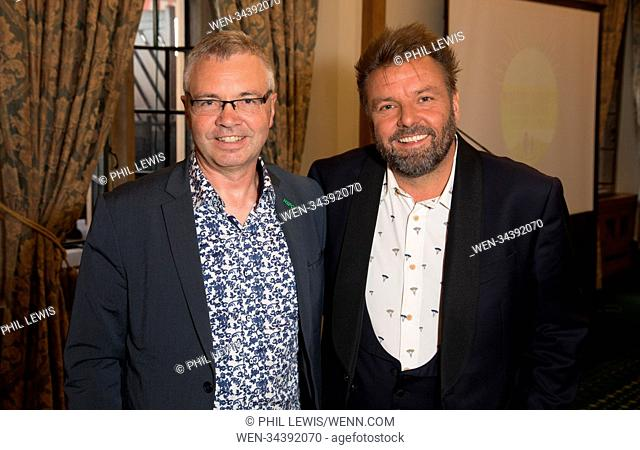 Guests attend the Martin Roberts Foundation Event Featuring: Peter Wanless from NSPCC, Martin Roberts Where: London, United Kingdom When: 14 Jun 2018 Credit:...