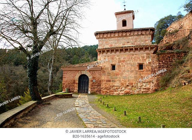 Suso Monastery, San Millan de la Cogolla, La Rioja, Spain