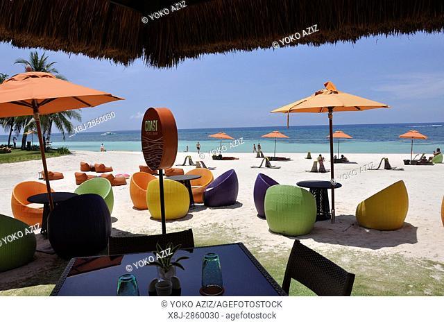 Philippines, Panglao island, South Palm hotel