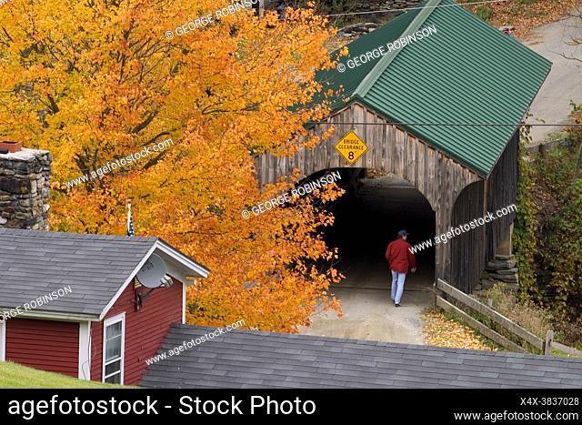 Autumn, Waterville, VT, Vermont