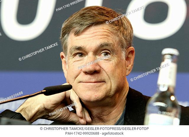 Gus Van Sant during the 'Don't Worry, He Won't Get Far on Foot' press conference at the 68th Berlin International Film Festival / Berlinale 2018 at Hotel Grand...