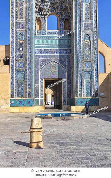 Jame Mosque, Yazd, Yazd Province, Iran