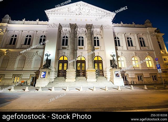 The Zacheta National Gallery of Art - Zacheta Narodowa Galeria Sztuki is a contemporary-art museum in the center of Warsaw