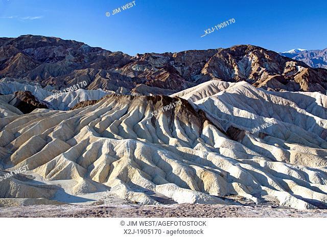 Death Valley National Park, California - Zabriskie Point