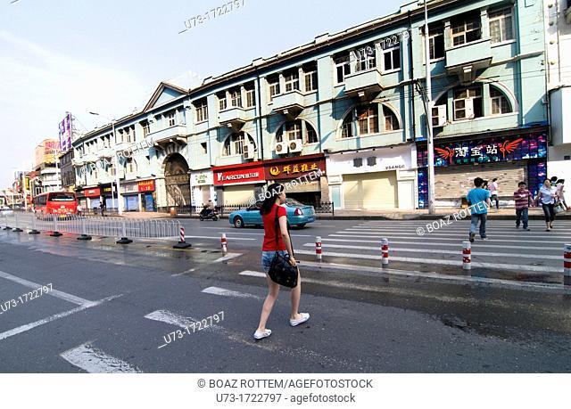 Downtown Hankou, Wuhan