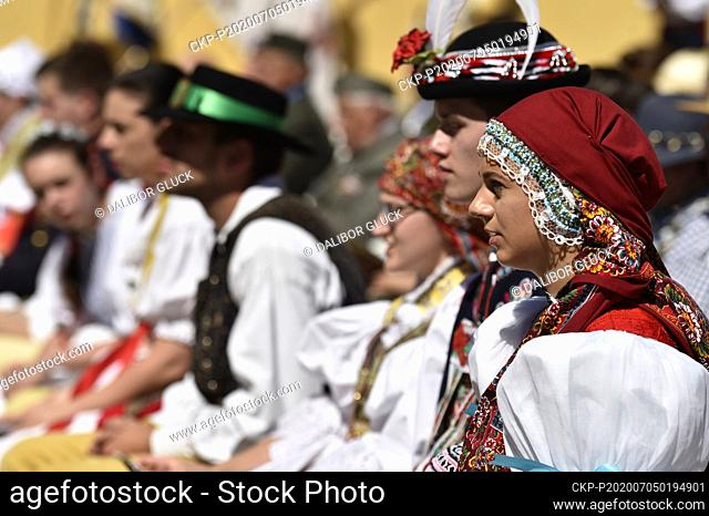 Days of People of Good Will was held in Velehrad, Czech Republic, on July 5, 2020. This year, the programme of the Saint Cyril and Methodius celebrations