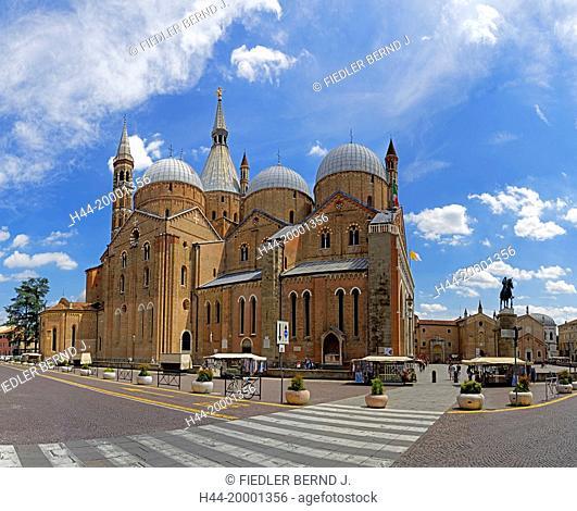 Padua, Padova, basilica Saint Antonius, Basilica di Sant Antonio di Padova