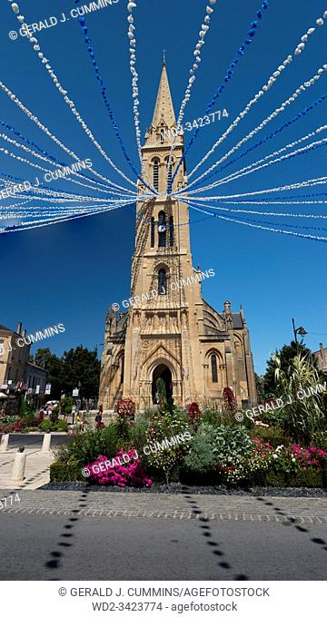 France Bergerac 2018 : The famous town of Bergerac which produces wine. Itâ. . s known for its old townâ. . s half-timbered buildings and the castles that dot...