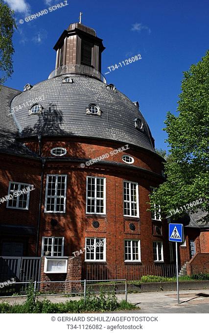 Auferstehungskirche (Church of the Resurrection), Hamburg, Germany