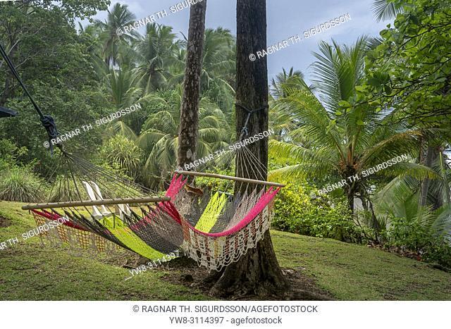 Hammock, Corcovado National Park, Osa Peninsula, Costa Rica