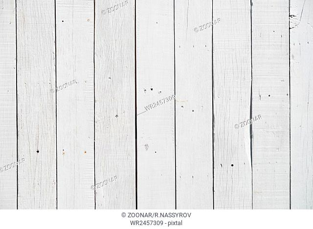 image of white wooden texture
