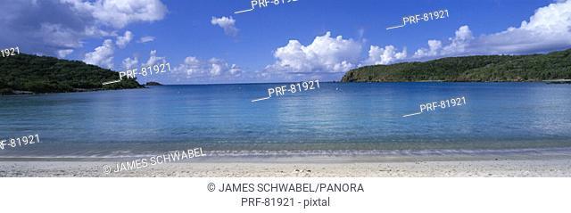 Saltpond Bay US Virgin Islands