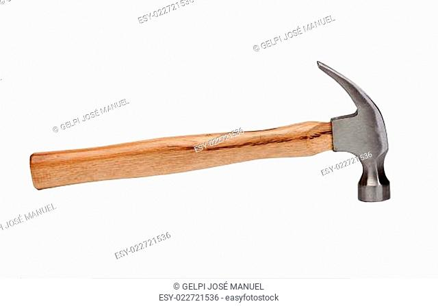 Hammer metal and wood