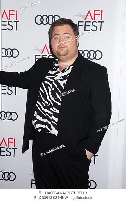 """Paul Walter Hauser 11/20/2019 AFI Fest 2019 Gala Screening """"""""Richard Jewell"""""""" held at the TCL Chinese Theater in Los Angeles, CA. Photo by I"""
