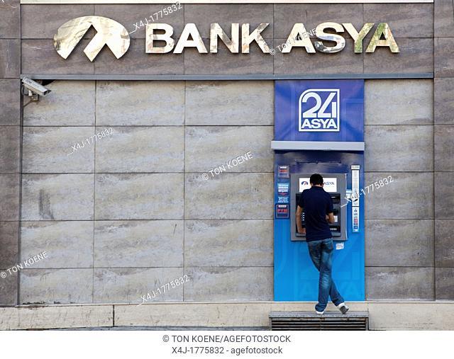 ATM, istanbul