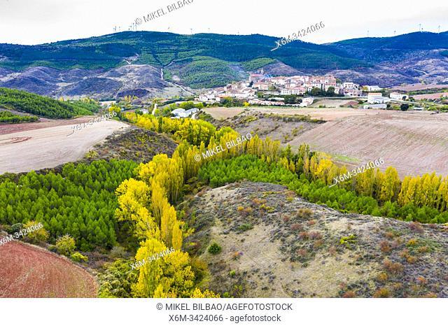 Torralba del Rio village. Navarre, Spain, Europe