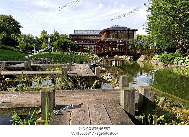 Japanese Garden, Bad Langensalza, Germany