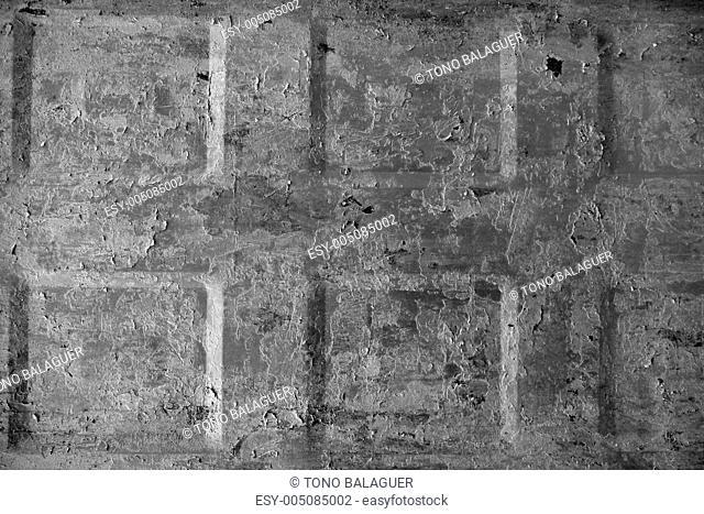 Background texture metal aged grunge door