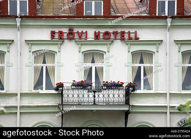 Frövi hotel