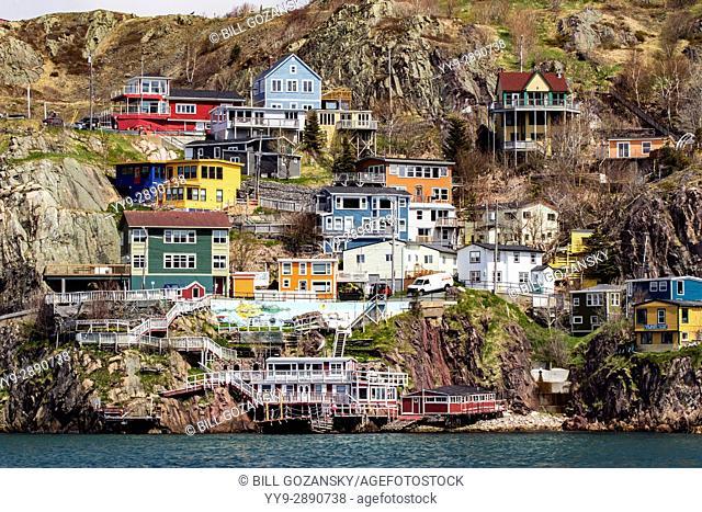 St. John's, Avalon Peninsula, Newfoundland, Canada