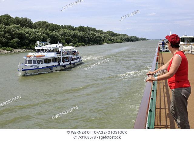 Sulina, Maliuc, Romania, Tulcea County, Dobrudja, Dobruja, Danube Delta, Biosphere Reserve Danube Delta, river delta, estuary
