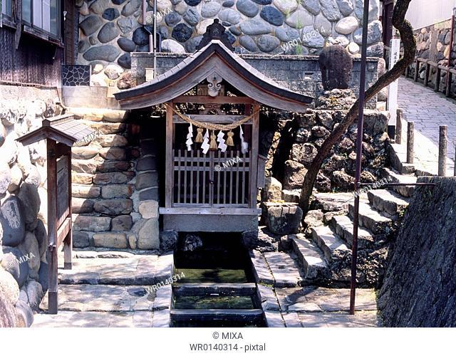 Sougi Sui, Gujo, Gifu, Japan