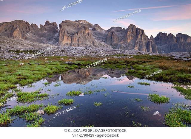 Altopiano delle Pale, San Martino di Castrozza, Dolomites, Trento