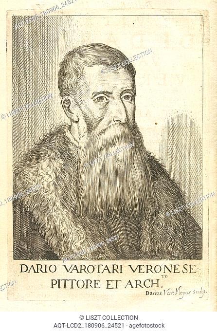 Dario Varotari Veronese, pittore et arch. Le marauiglie dell'arte, ouero, Le vite de gl'illustri pittori veneti, e dello stato: oue sono raccolte le opere...