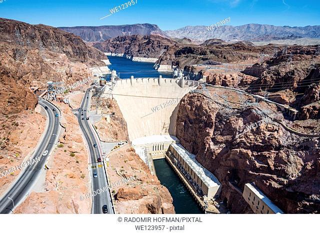 Hover Dam, Arizona - Nevada
